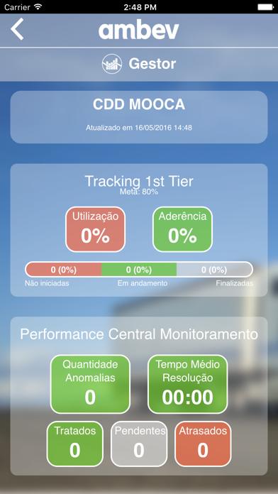 Gestão Puxada screenshot two