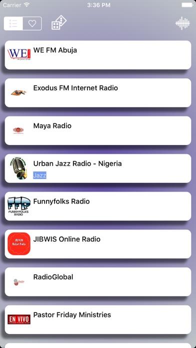 Niger Live Radio Player Free screenshot three