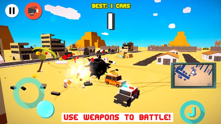 Smashy Dash 3 - Wanted Road Rage