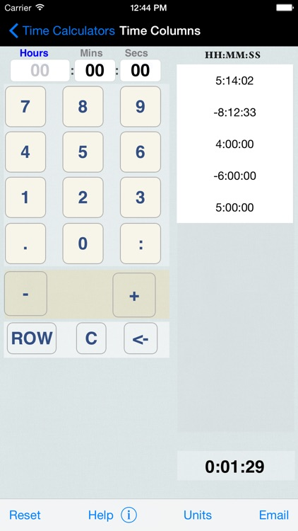 Time Calculator+