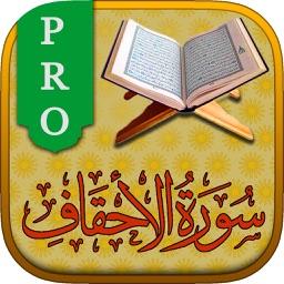 Surah No. 46 Al-Ahqaf