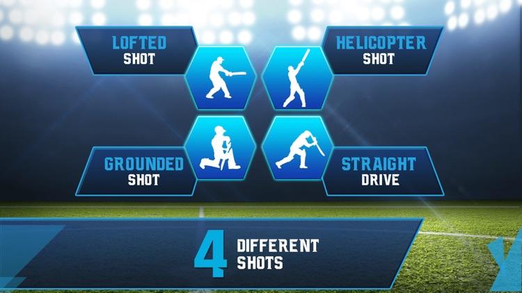 Cricket T20 Multiplayer - Real Power Smashing World Cup Championship Challenge - 2016 screenshot-3