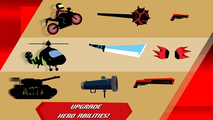 Dead Slash: Run and Gun screenshot-3