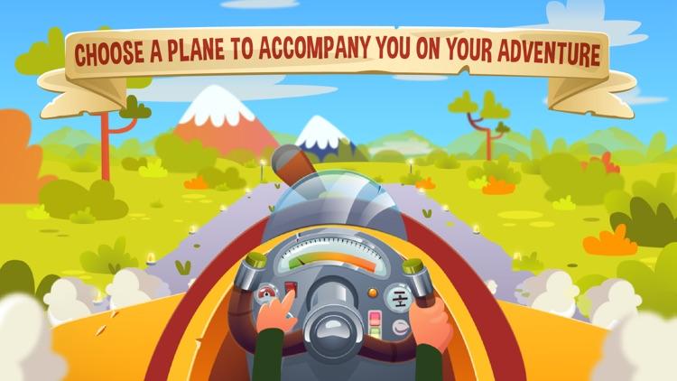 Brave Jet – Real Airplane Control Simulator screenshot-0