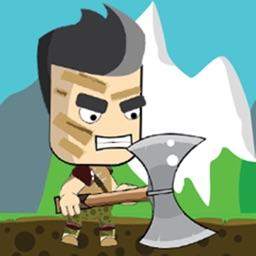斧头帮-快速伐木小游戏