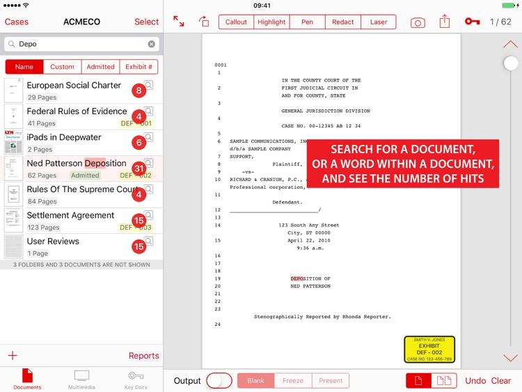 TrialPad ™ screenshot-4