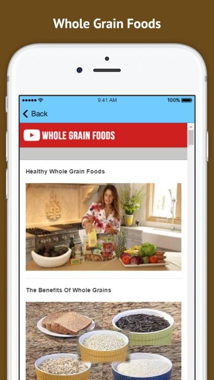 Benefits of Whole Grain Foods