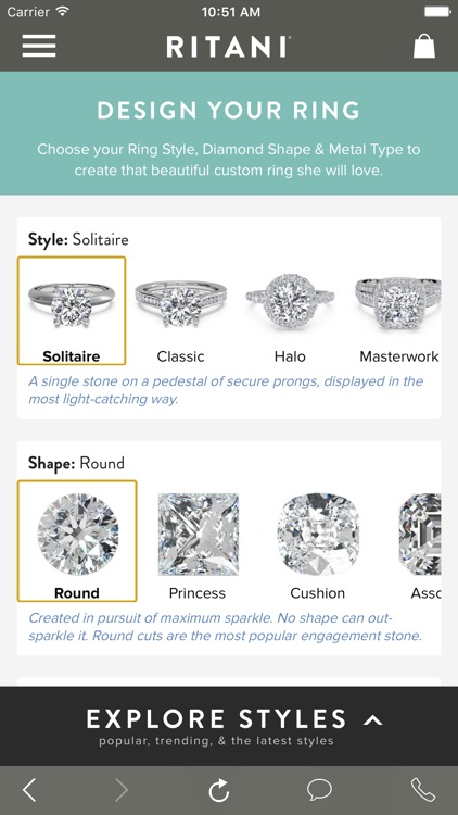 Ritani - A Smarter Way To Buy An Engagement Ring