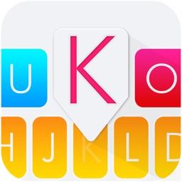VideoKeys Pro - Set Video backgrounds, Animate and customise your keyboard