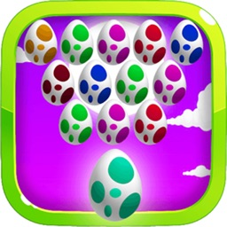 Lacosde Board: Shooting Funny Color Eggs Get Bonus Mission - The Final Part