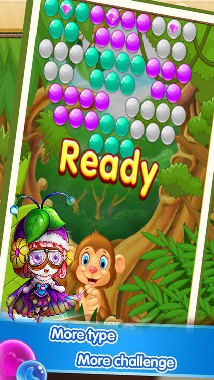 Bubble Hunter Story: Egg Pop