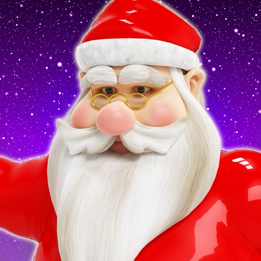 Santa's Sleigh Bells Christmas