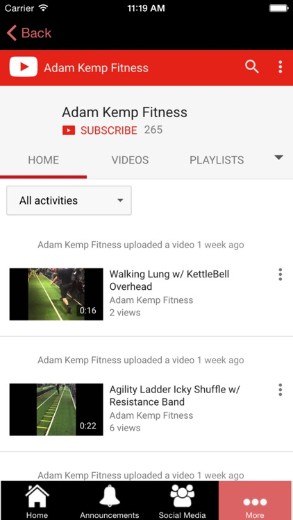 Adam Kemp Fitness screenshot-2