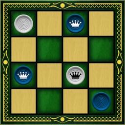Brazilian Checkers - Damas Brasileiras