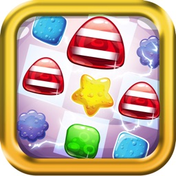 Candy Show Time - Match The Same Color Candy To Burst This Puzzle Game