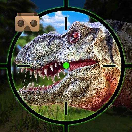 VR Jurassic Dino Hunting