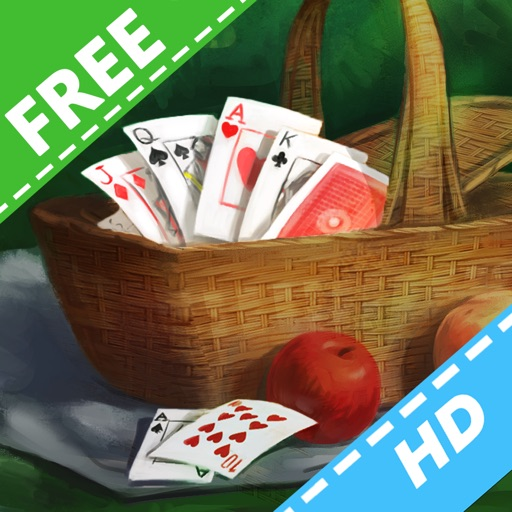 Solitaire Victorian Picnic HD Free