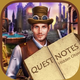 Quest Notes - Hidden Object Mystery