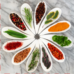 Herbs & Spice Bible