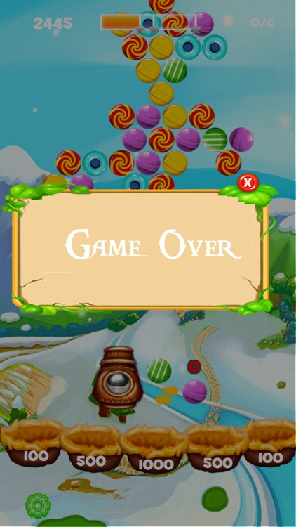 Bubble Shooter : Jelly Deluxe screenshot-4