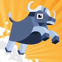 Hungry Dot Stampede - Dab & Chasing Monster Rodeo in Safari Zoo