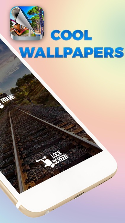 Cool Wallpapers – Best Free Backgrounds and Custom Theme.s for Home & Lock Screen
