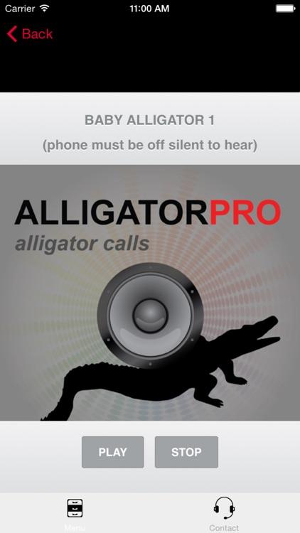 REAL Alligator Calls -Alligator Sounds for Hunting