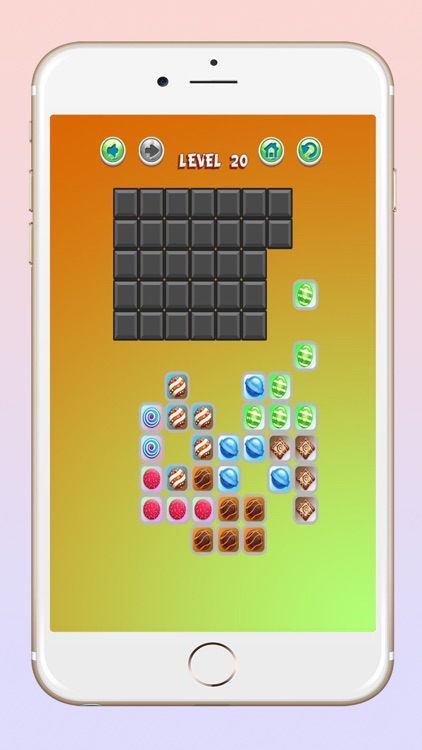 Candy Puzzle Mania Classic Match World Game for Kids screenshot-3