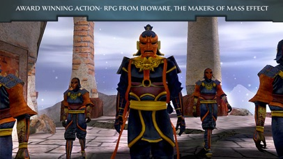 Screenshot from Jade Empire™: Special Edition