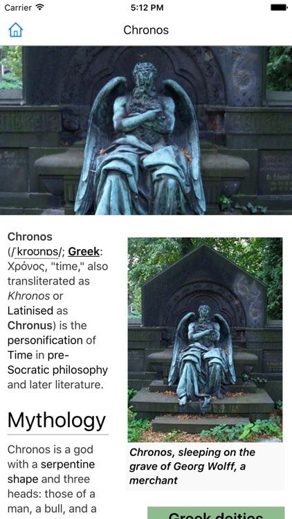 CHI Encyclopedia of Greek Mythology