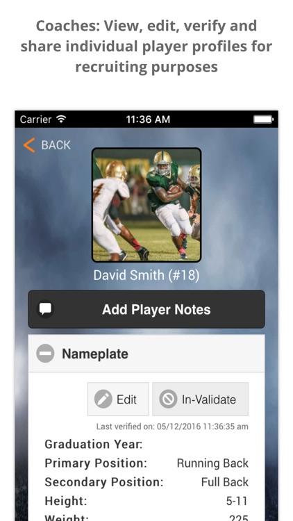 Tracking Football screenshot-4