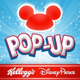 Kellogg's® Pop-Up Adventures featuring Disney Parks