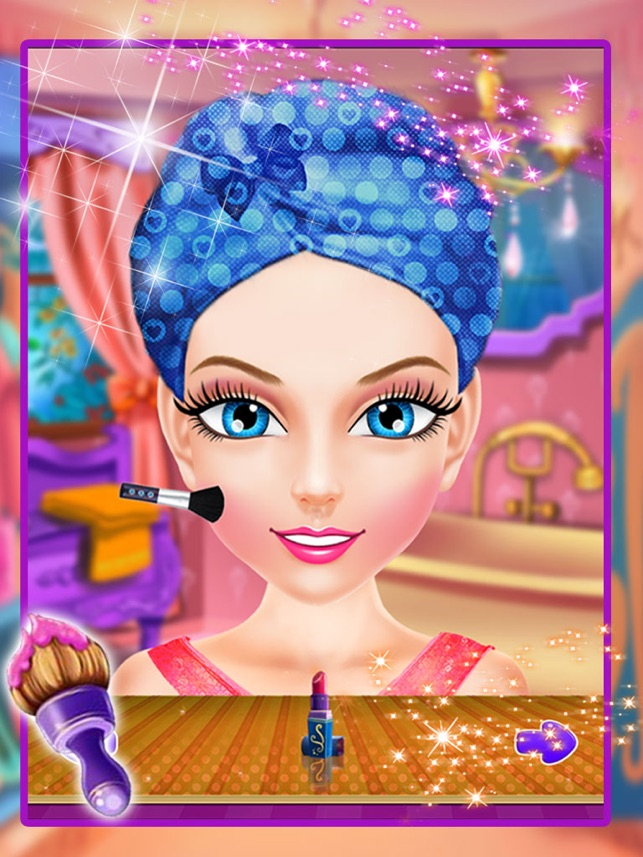 Prom Night Makeup and Makeover Games - Prom Dresses Games for Girls 4+