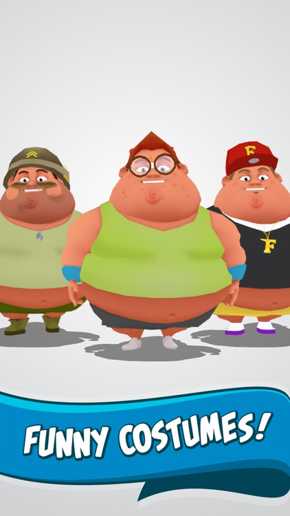 Fit The Fat 2 screenshot-4