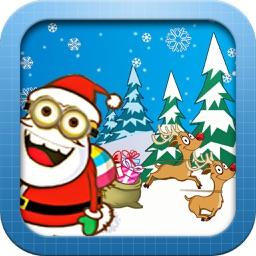 Mờ Nhon Santa - Ông Già Noel Thoát Hiểm Săn Quà HD
