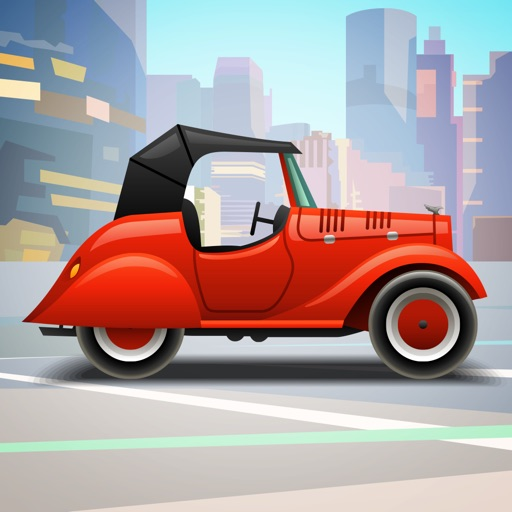 Cars & Vehicles : Free Matching Games for children, boys and girls