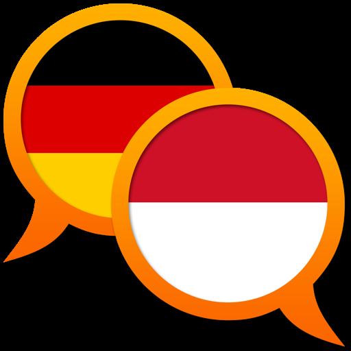 German Indonesian dictionary