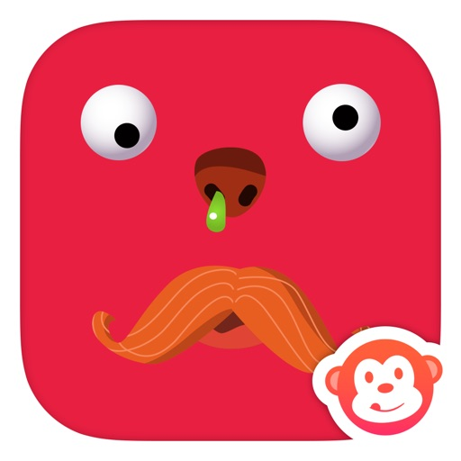 Monki Animal Builder - Language Learning for Kids and Toddlers