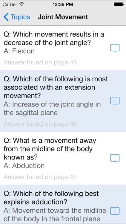 ACSM CPT Test Questions & Answers screenshot-4