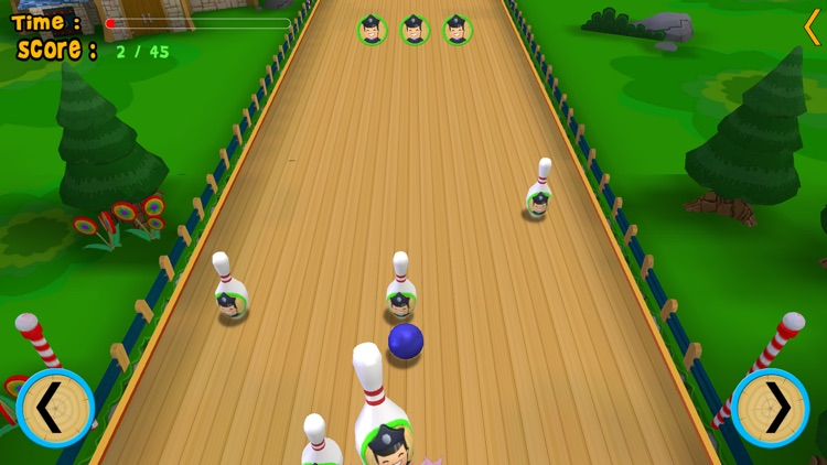 competition for rabbits - free game screenshot-3