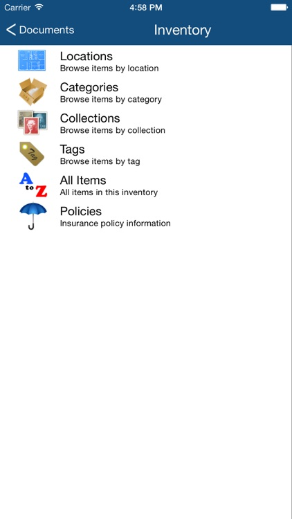 Home Inventory Mobile Backup screenshot-4