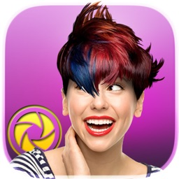 Try on Girls Hairstyles and Haircut.s in Virtual Beauty Salon with Hair Color Changer