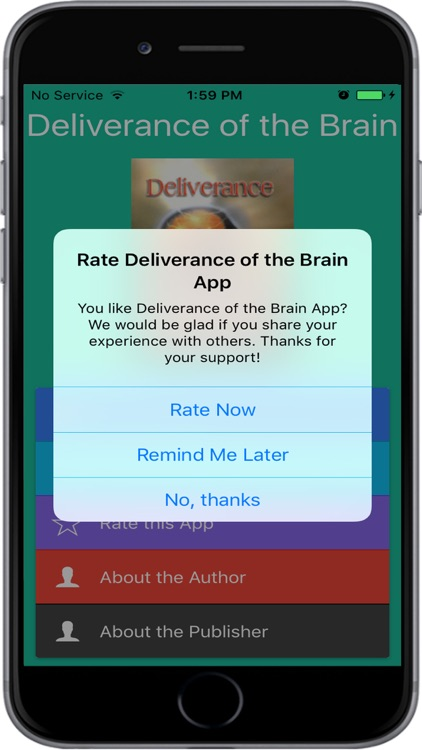 Deliverance of the Brain screenshot-2