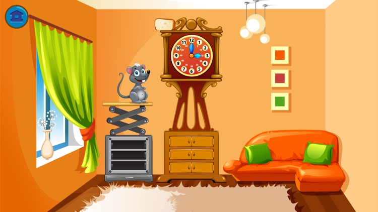 Kids Learn to Tell Time: What Does the Clock Say? screenshot-4