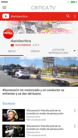 Critica Panama On The App Store
