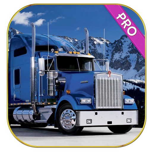 Truck Driving Hill Simulation Pro