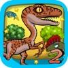 Dinosaur Jurassic Adventure: Fighting Classic Run Games 2