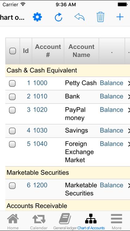 Nano Balance Sheet screenshot-4