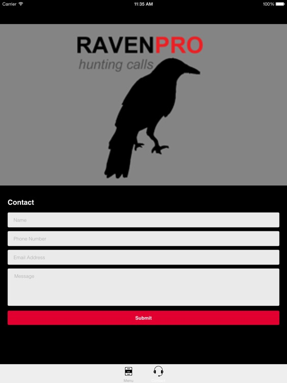 REAL Raven Hunting Calls - 7 REAL Raven CALLS & Raven Sounds! - Raven e-Caller &- BLUETOOTH COMPATIBLE screenshot-3