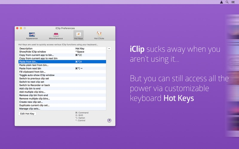 iClip – Clipboard Manager